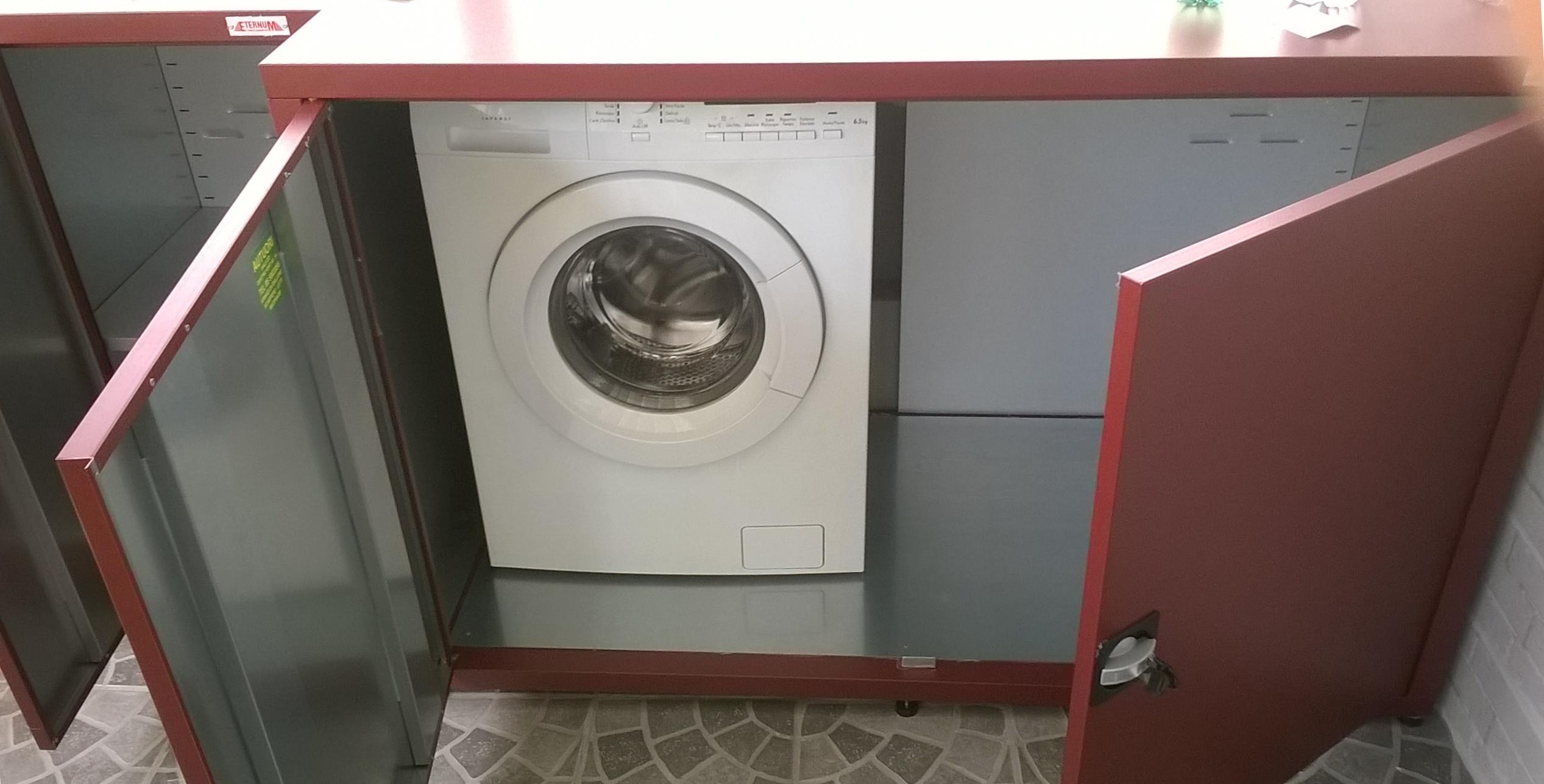 Armadio Per Lavatrice Balcone.Armadio Lavatrice Da Esterno